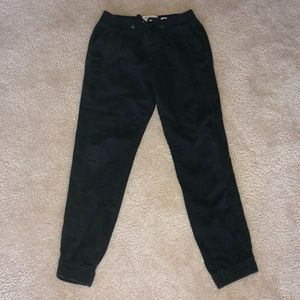 Men's Abercrombie and Fitch Joggers Medium
